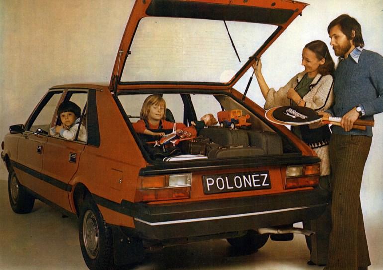 1978-2002 Полонез Всего выпущено более миллиона штук