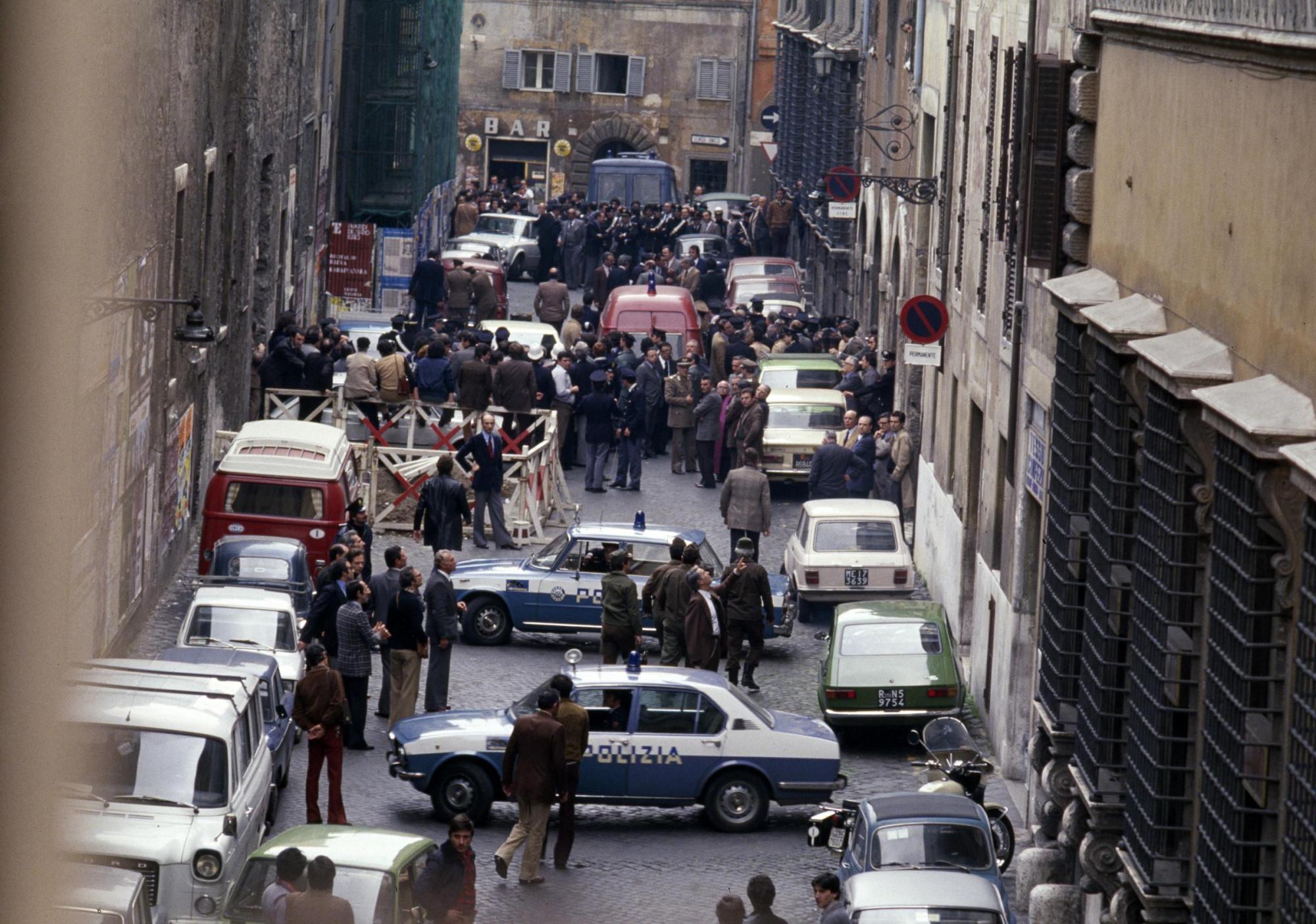 aldo-moro-9 maggio 1978 Найдено тело Альдо Моро