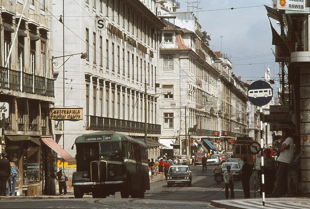 1978 Lisbon  Rua Arsenal