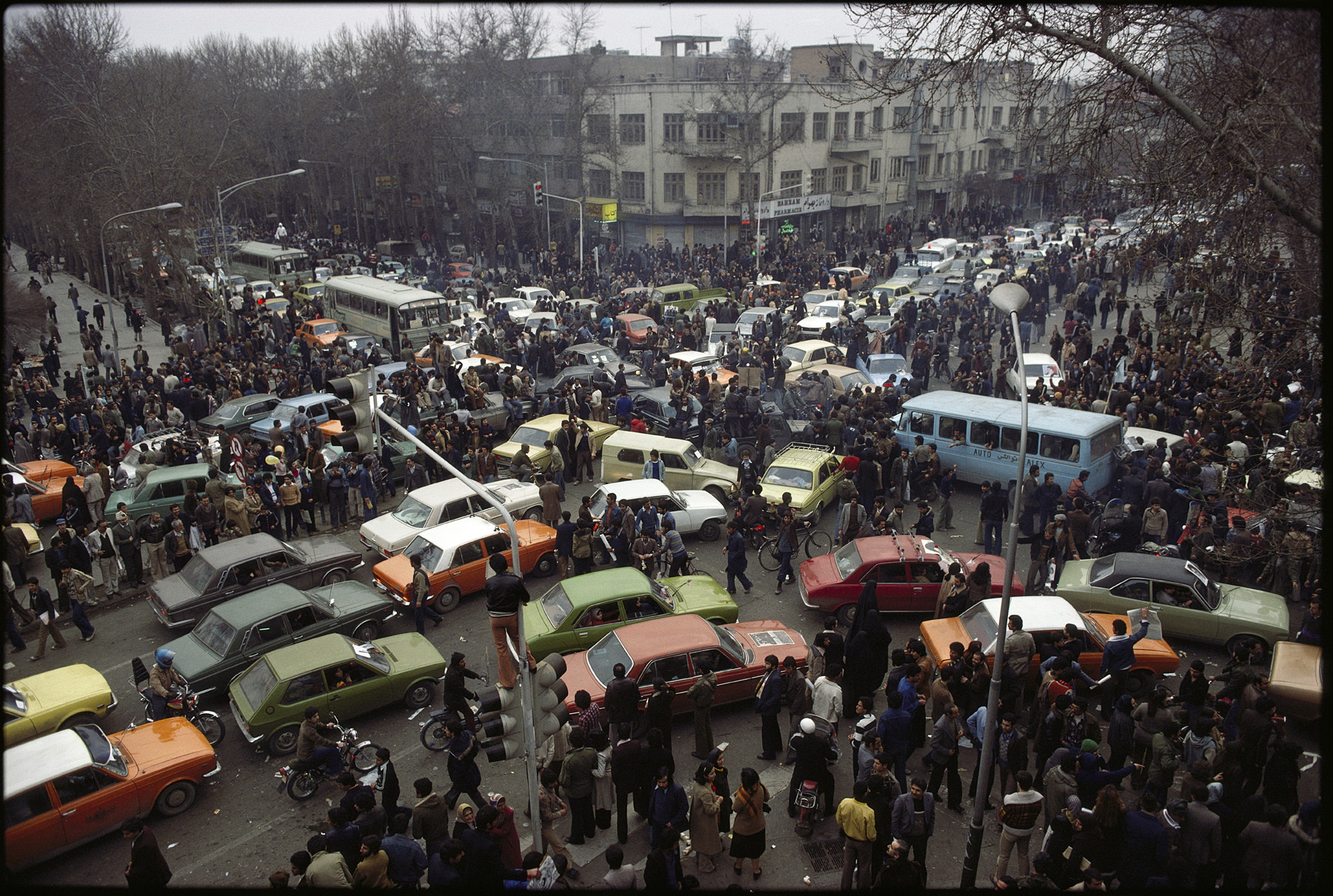 1978 Tehran traffic2