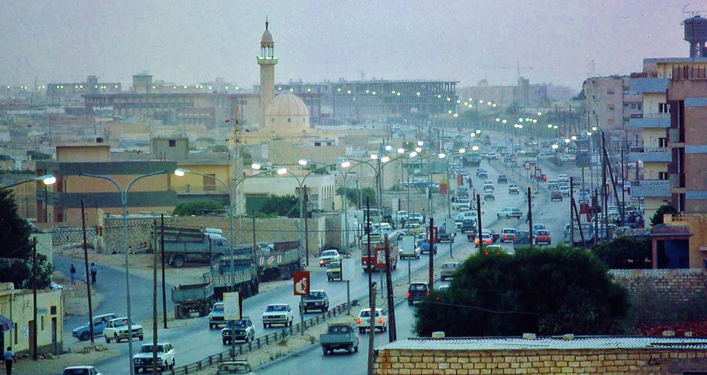 1978 Tripoli, Libya