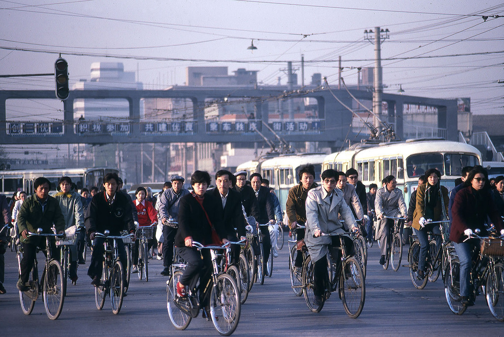 1988 Beijing morning peak
