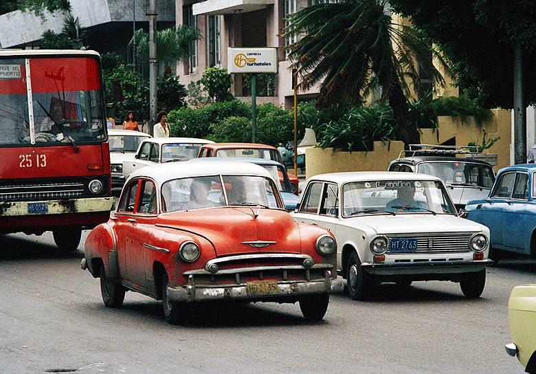 1988 Havana by Carlo Osorio