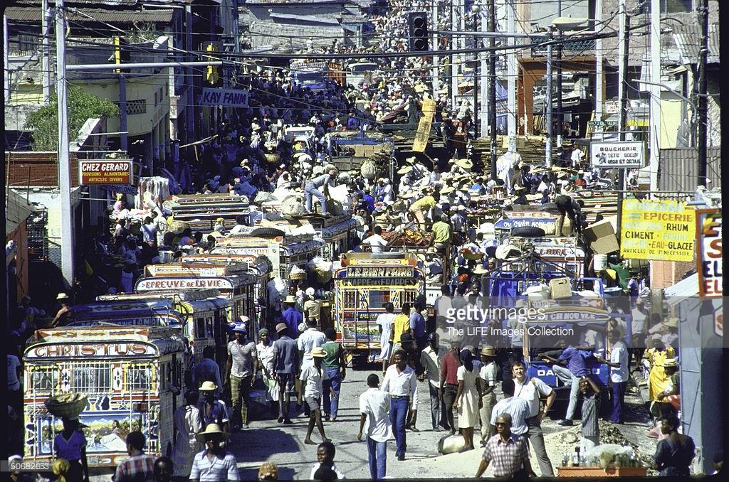 1988 Port au Prince, Haiti