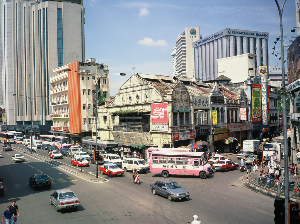 1995c Kuala Lumpur
