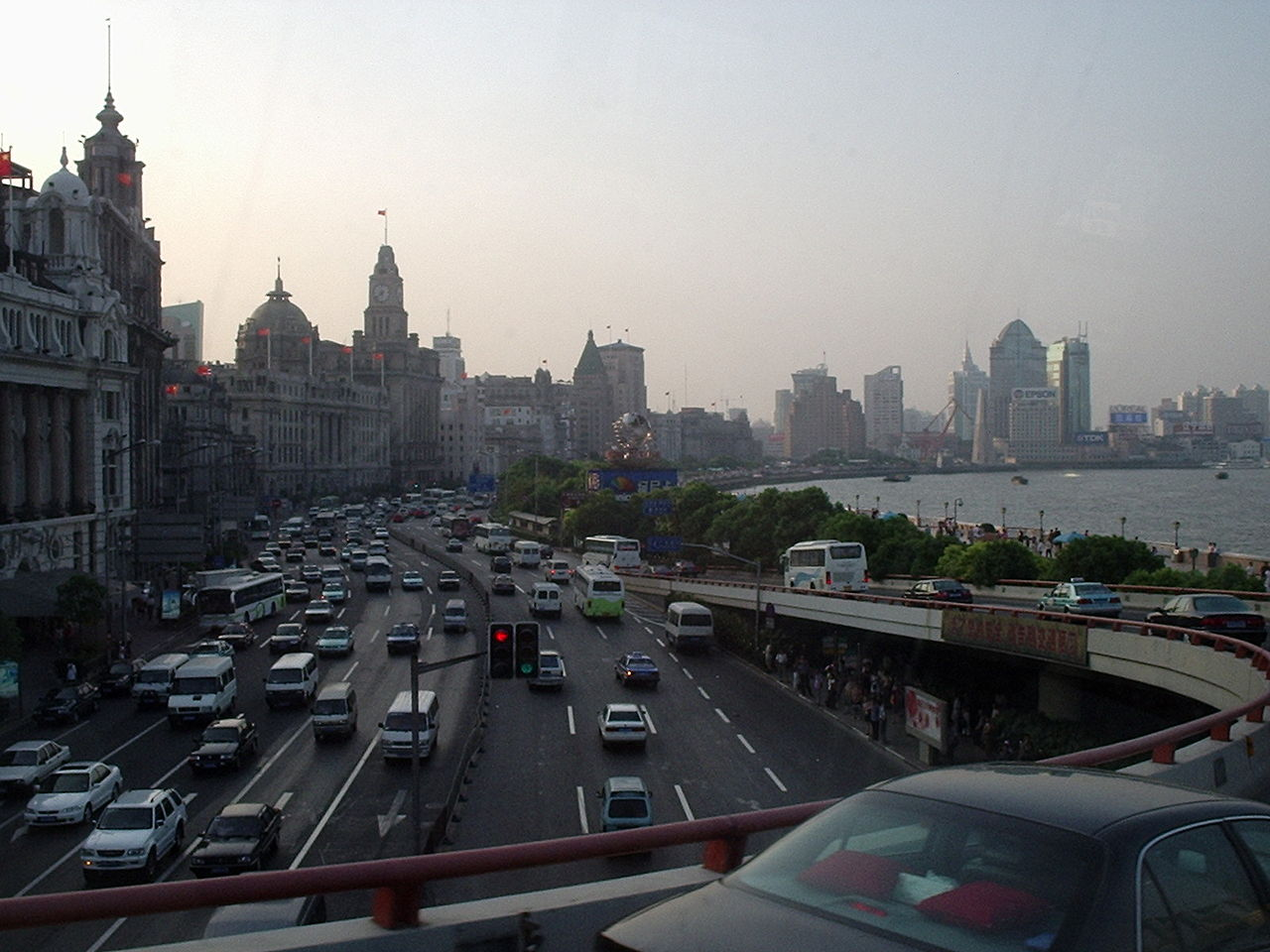 2014c Shanghai Bund