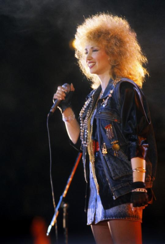 1988 Ирина Аллегрова. РИА Новости