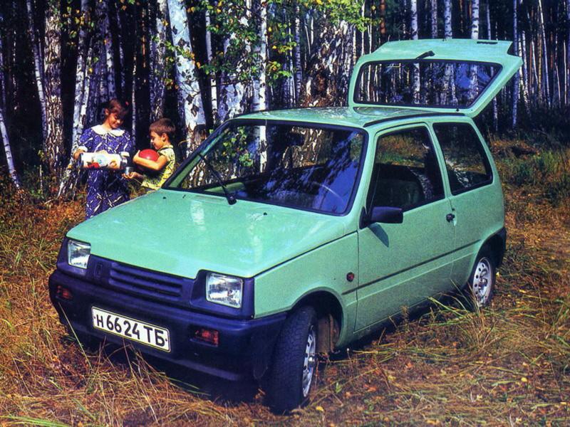 1988-2008 Vaz 1111 Oka