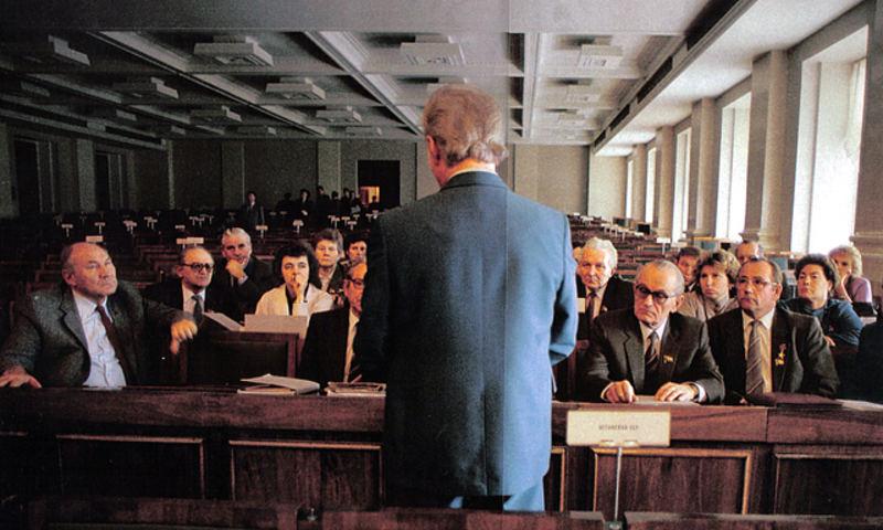 Собрание представителей Эстонской ССР в Верховном Совете СССР в 1988 году