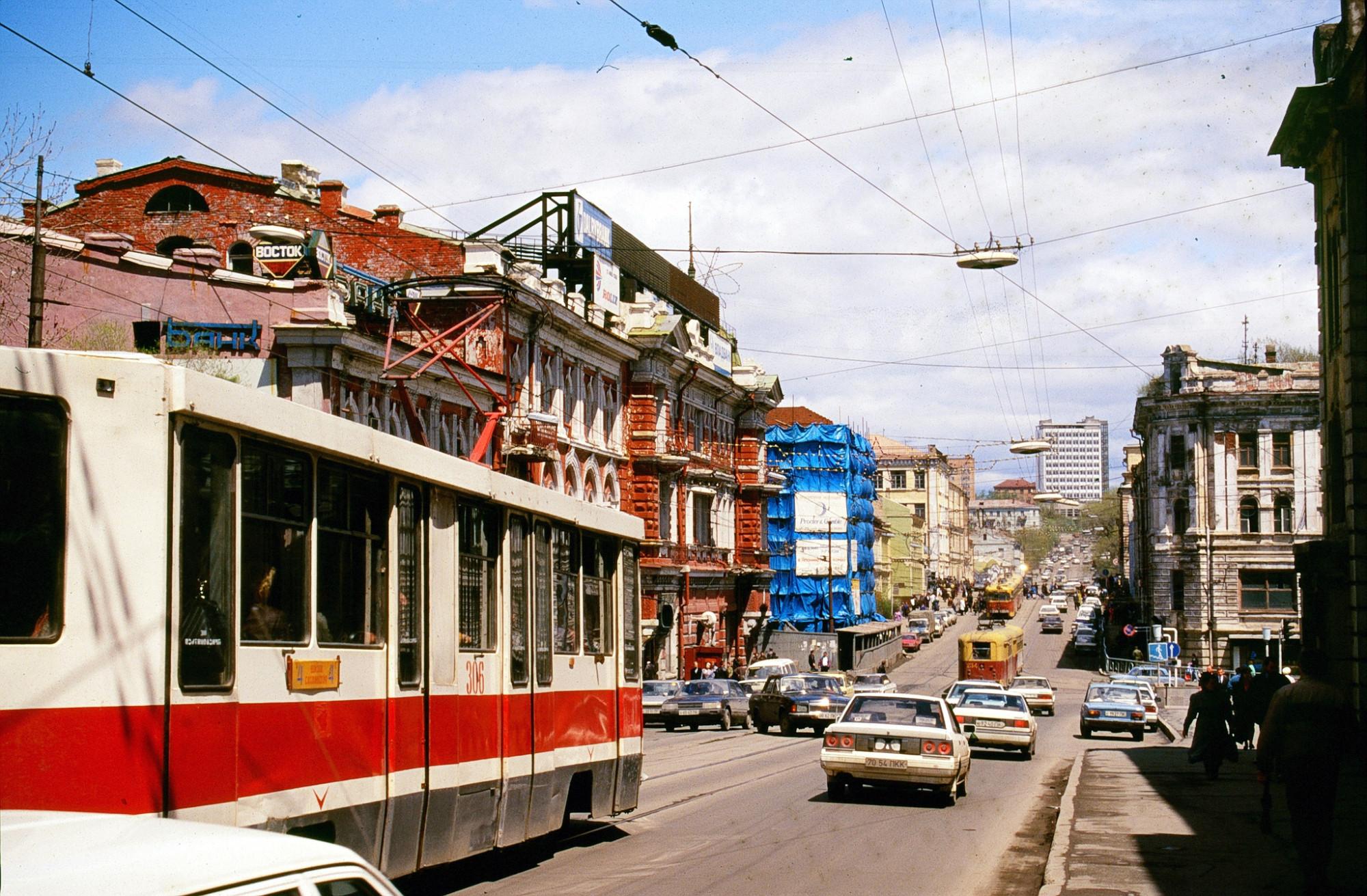 Владивосток 1994 года