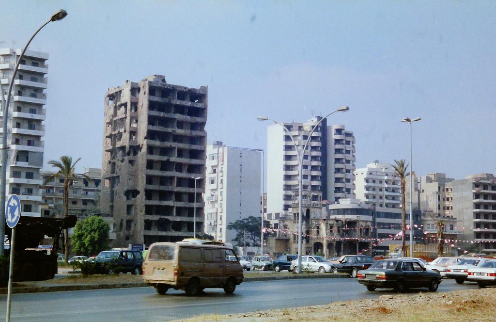 1998 Beirut