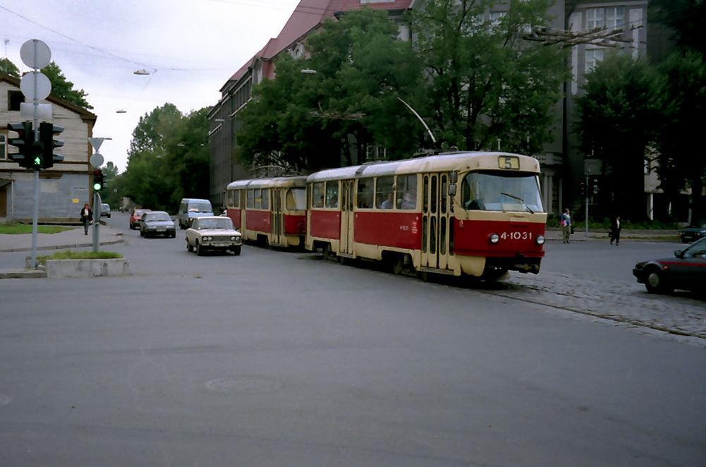 1998 Рига. Улица Слокас