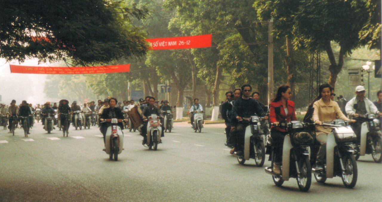 1998 Hanoi