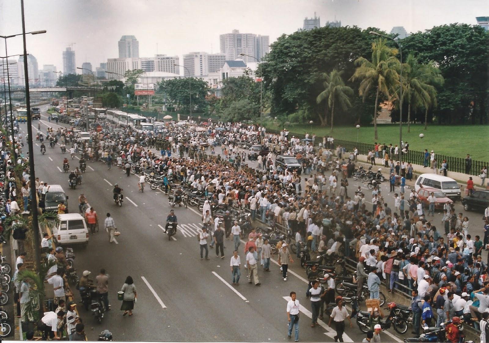 1998 Jakarta unrest