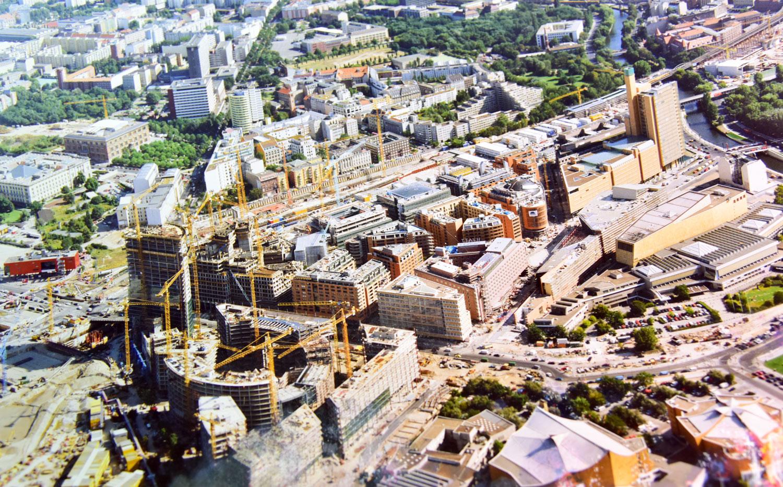 1998 Potsdamer Platz