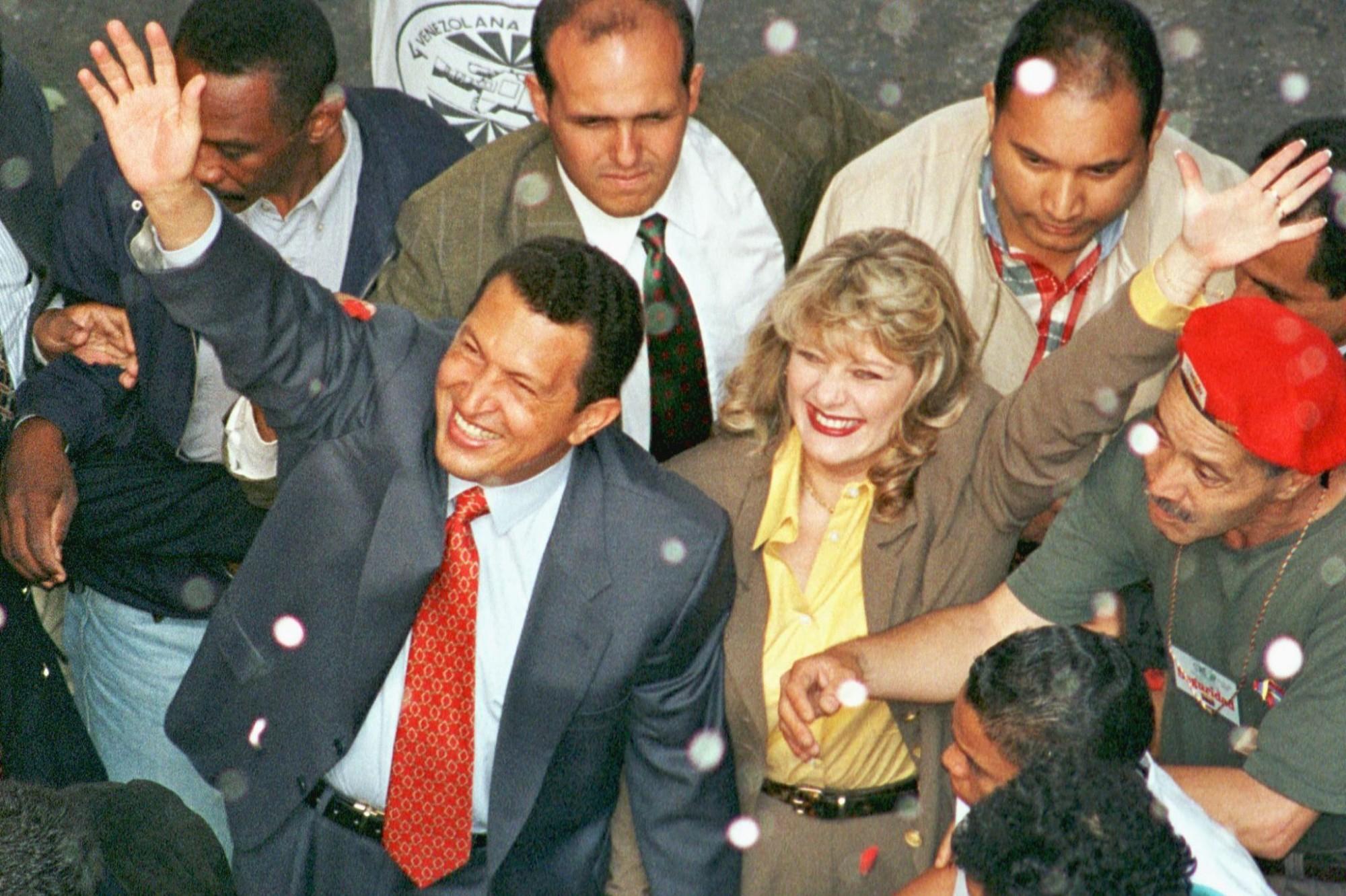 1998 Избрание Чавеса