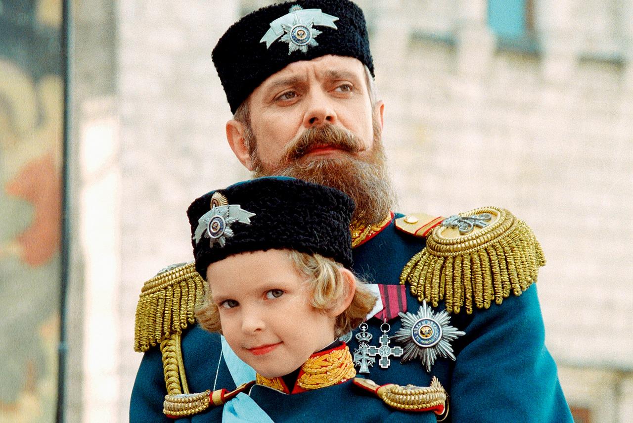 1998 Сибирский цирюльник