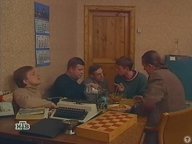 1998 Улицы разбитых фонарей