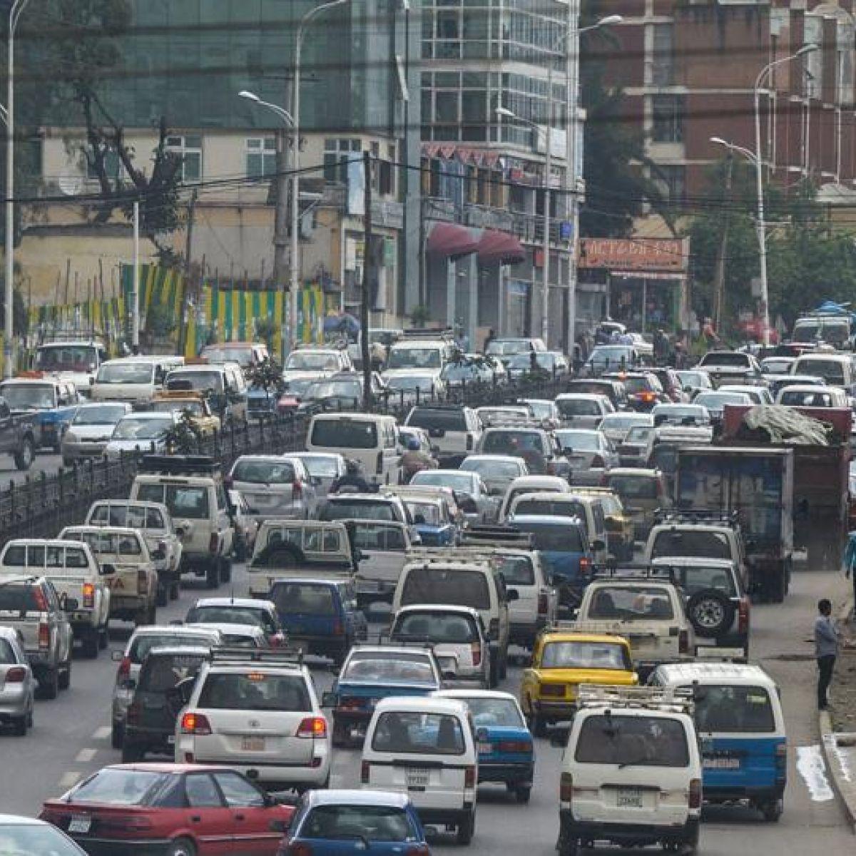 1993 Addis Ababa by Richard Hanson 2014