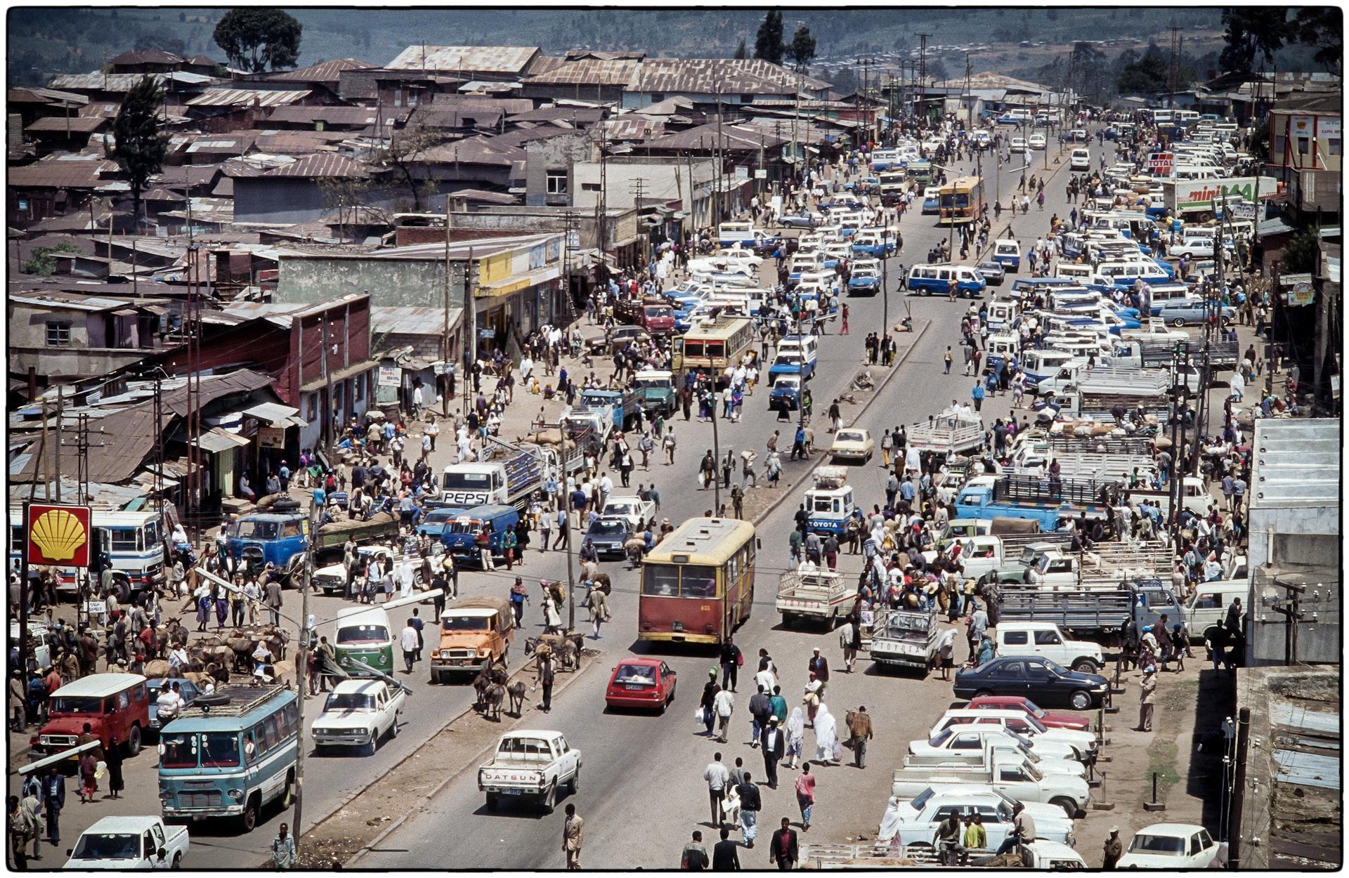 1993 Addis Ababa by Richard Hanson