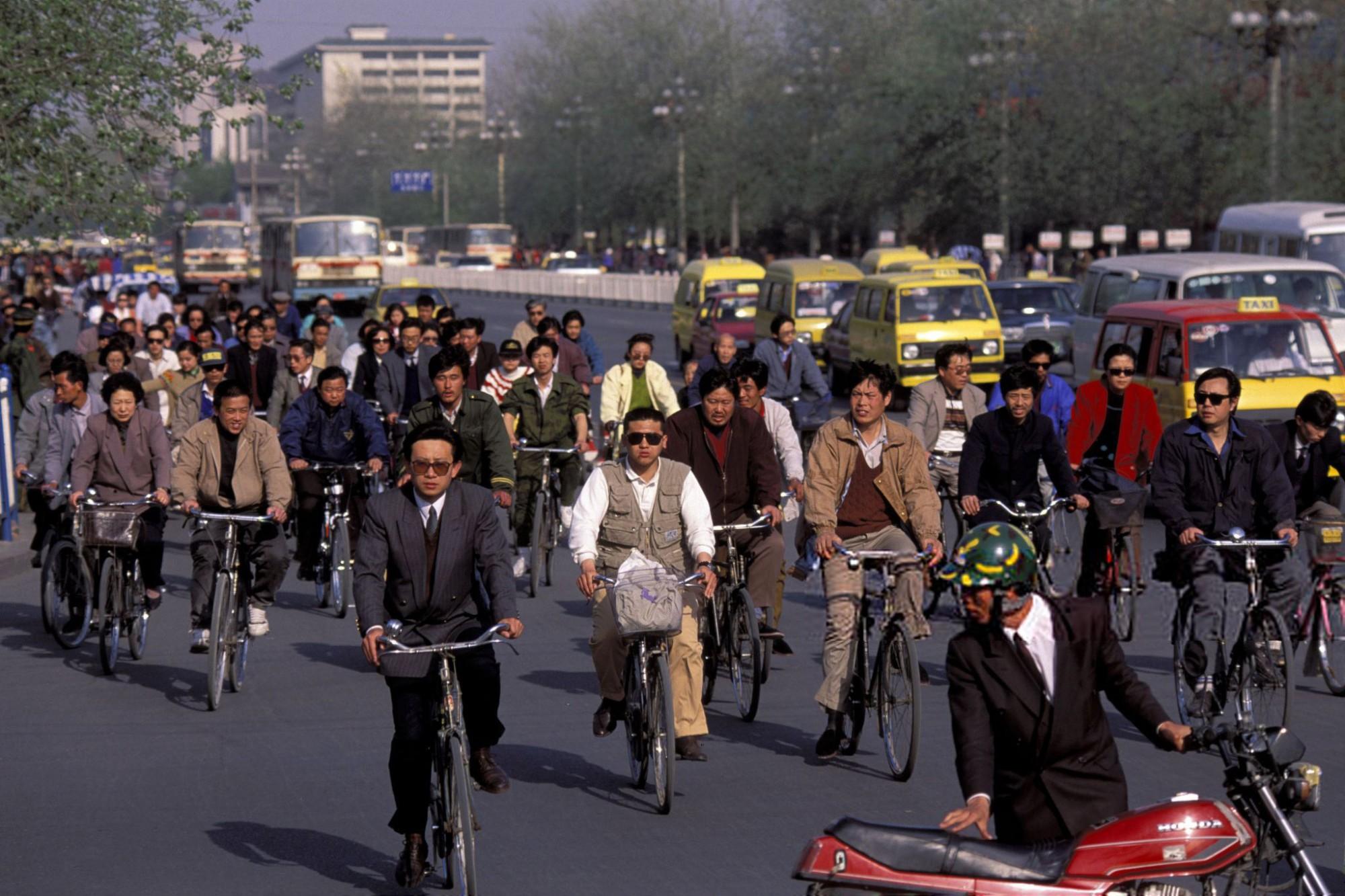 1993 Beijing Wolfgang Kaehler