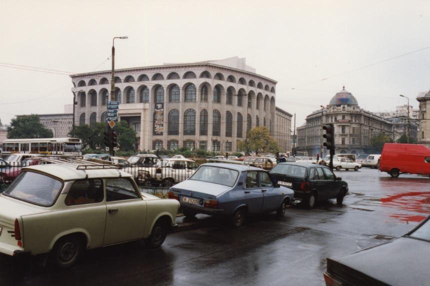 1993 Bucharest