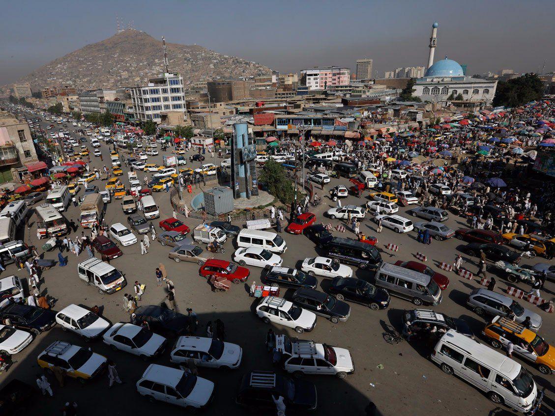 1993 Kabul 2015