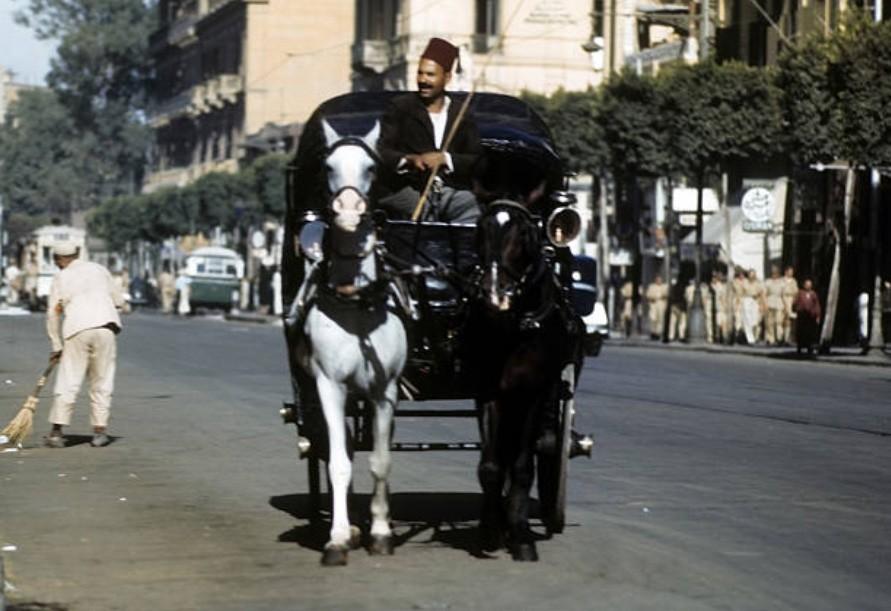 1943 Cairo by Ivan Dmitri1