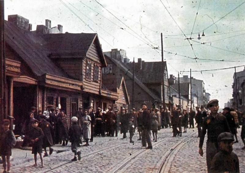 1943 Litzmannstadt-Ghetto