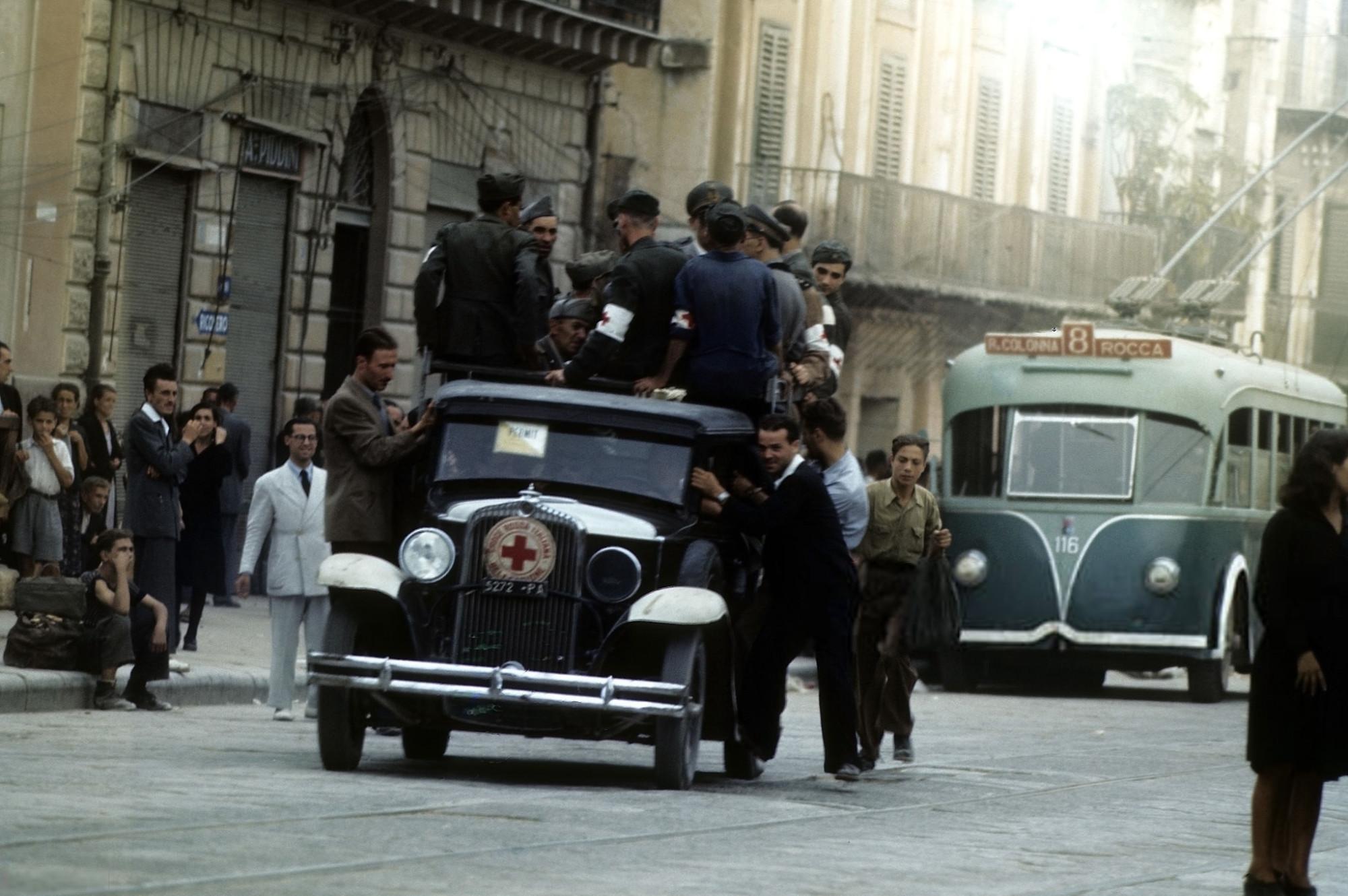 1943 Palermo by Ivan Dmitri, 22 august3