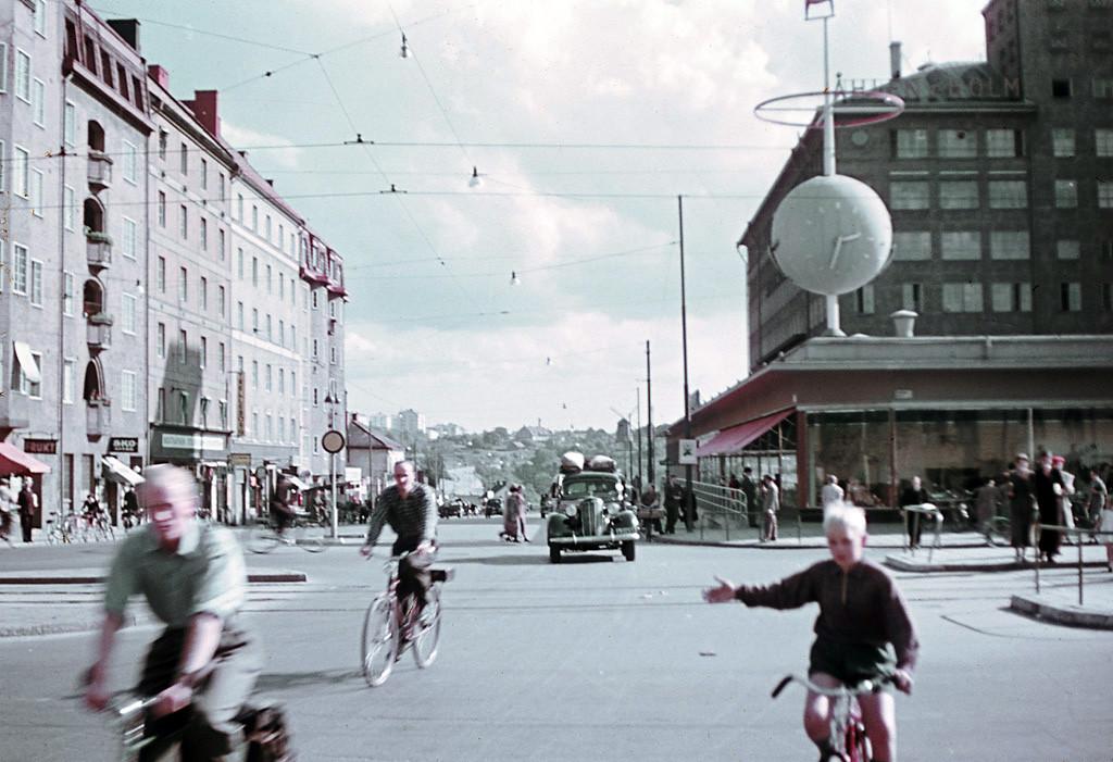 1943 Stockholm