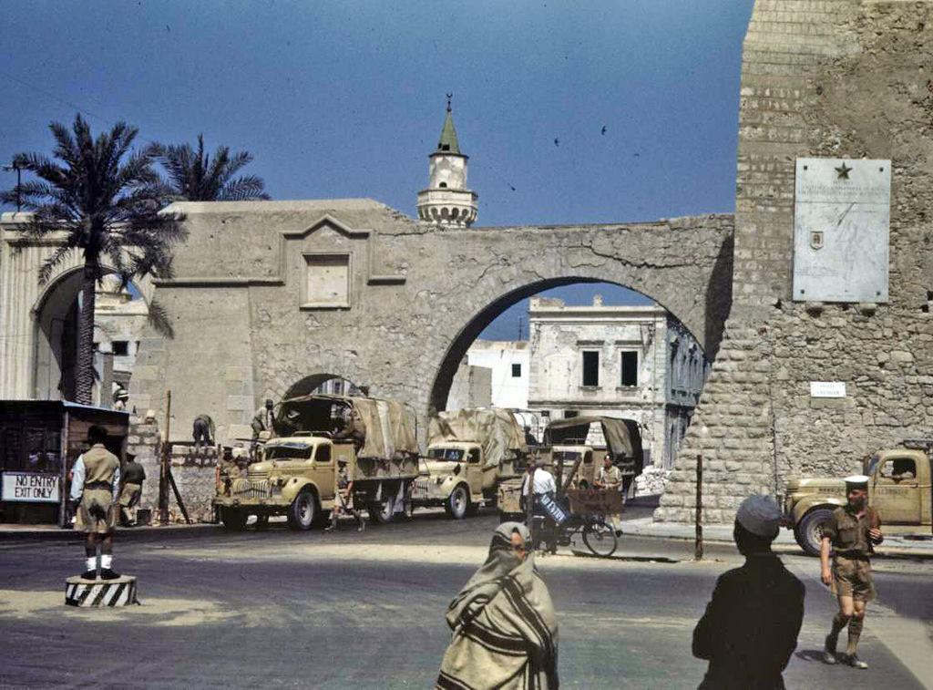 1943 Tripoli  by Hart Preston3