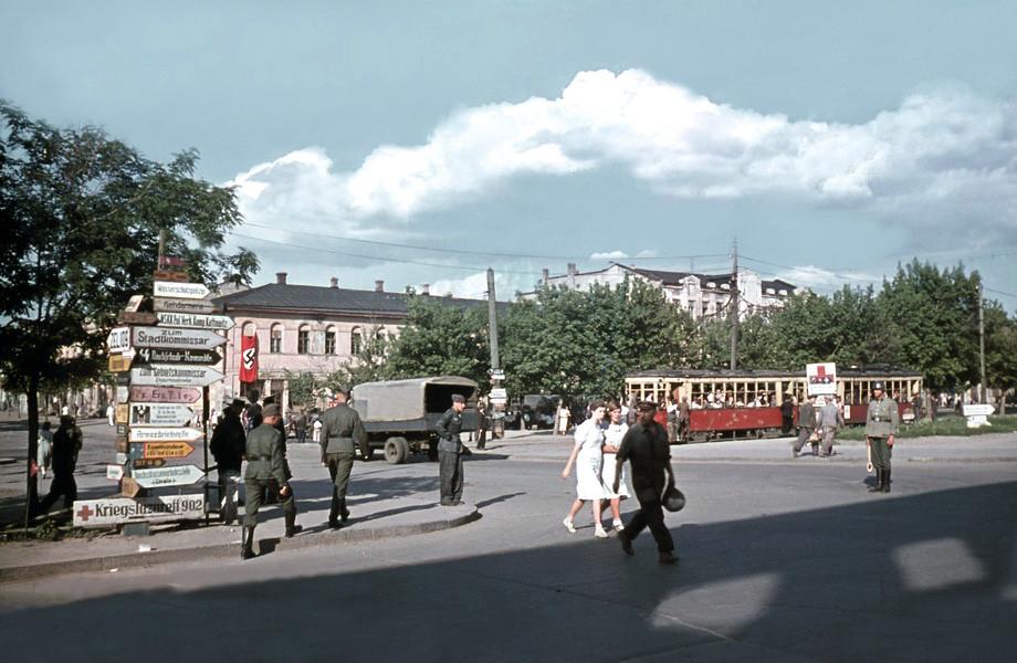 1943 Днепропетровск