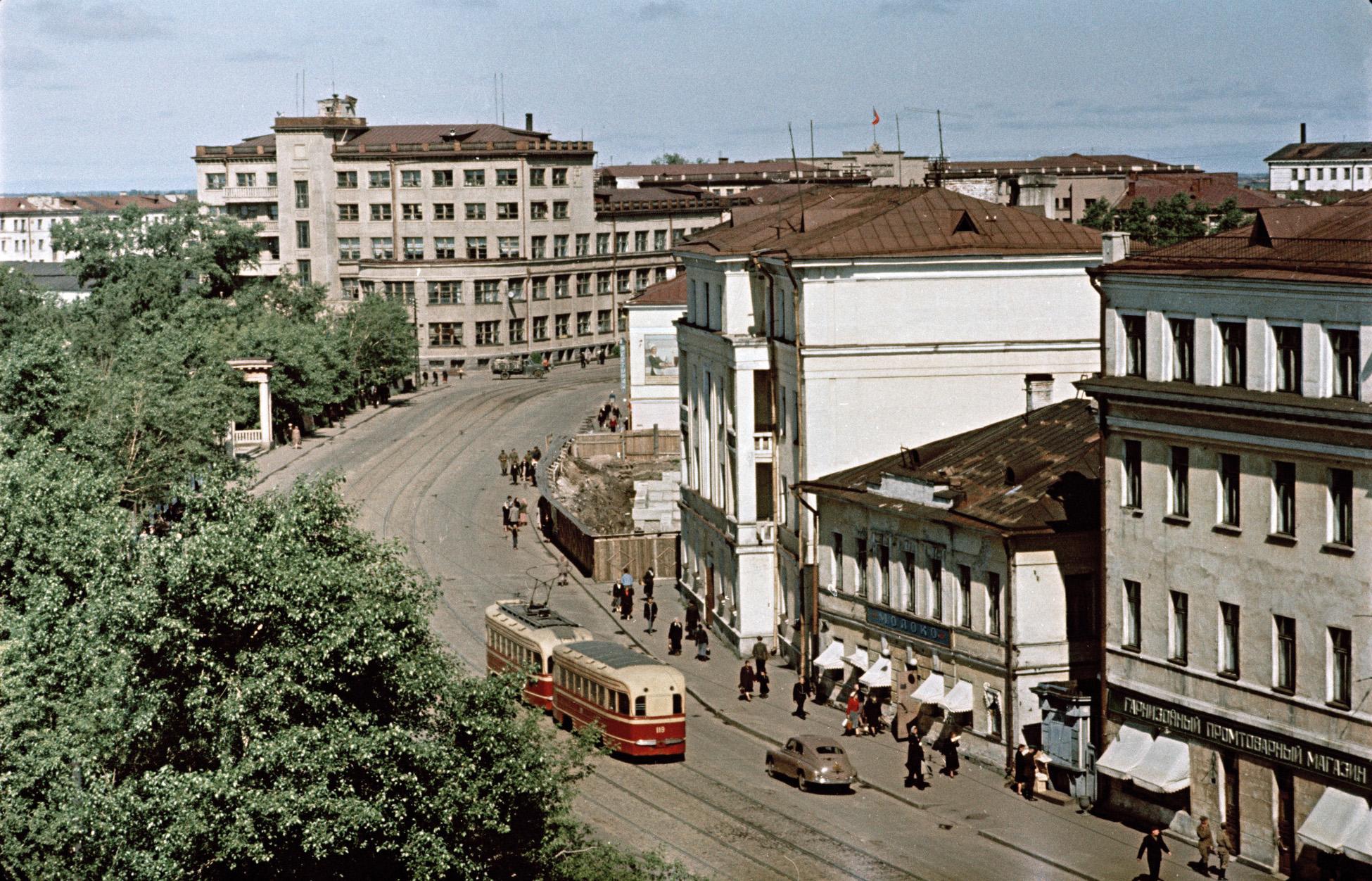 1958 Архангельск ул. Виноградова