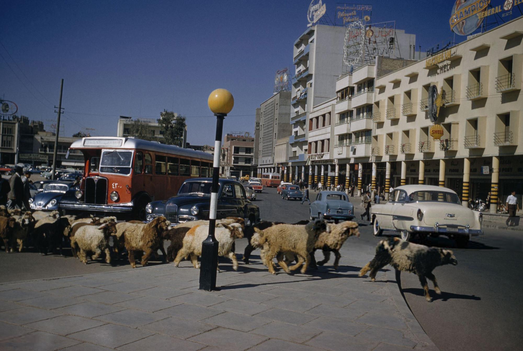 1958 Багдад