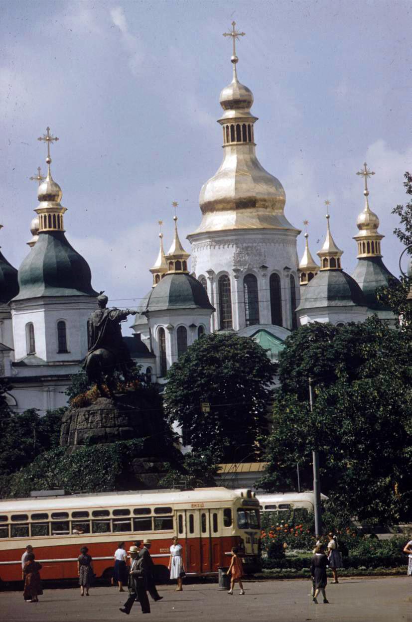 1958 Киев Софийская3