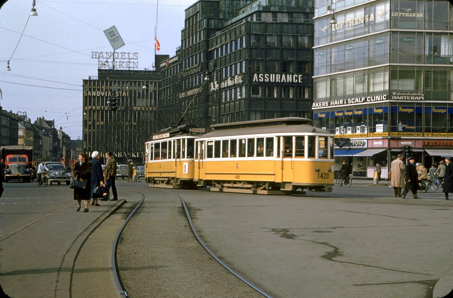 1958 Копенгаген