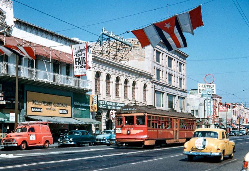 1958 Лос-Анджелес