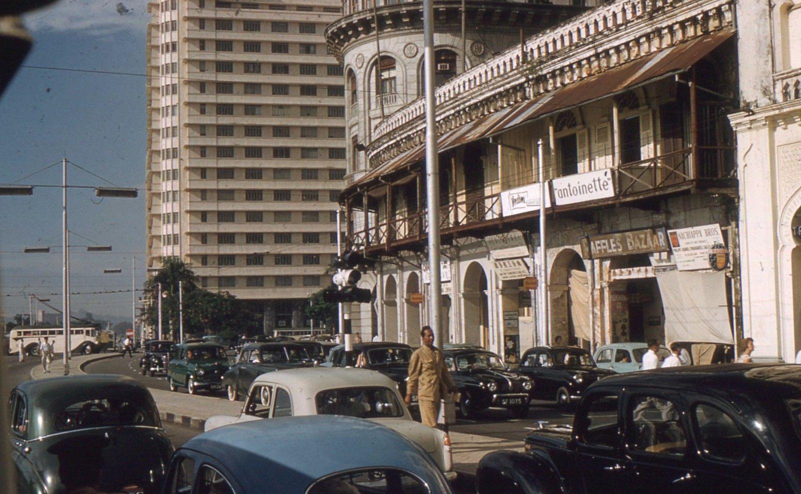1958 Сингапур