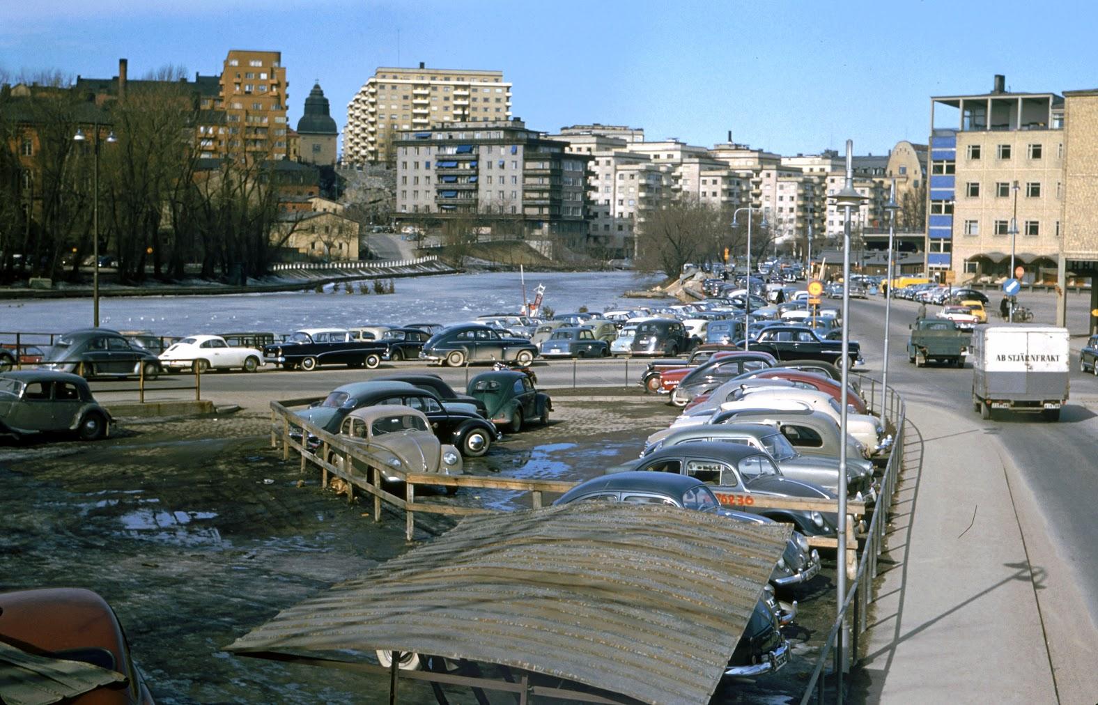1958 Стокгольм