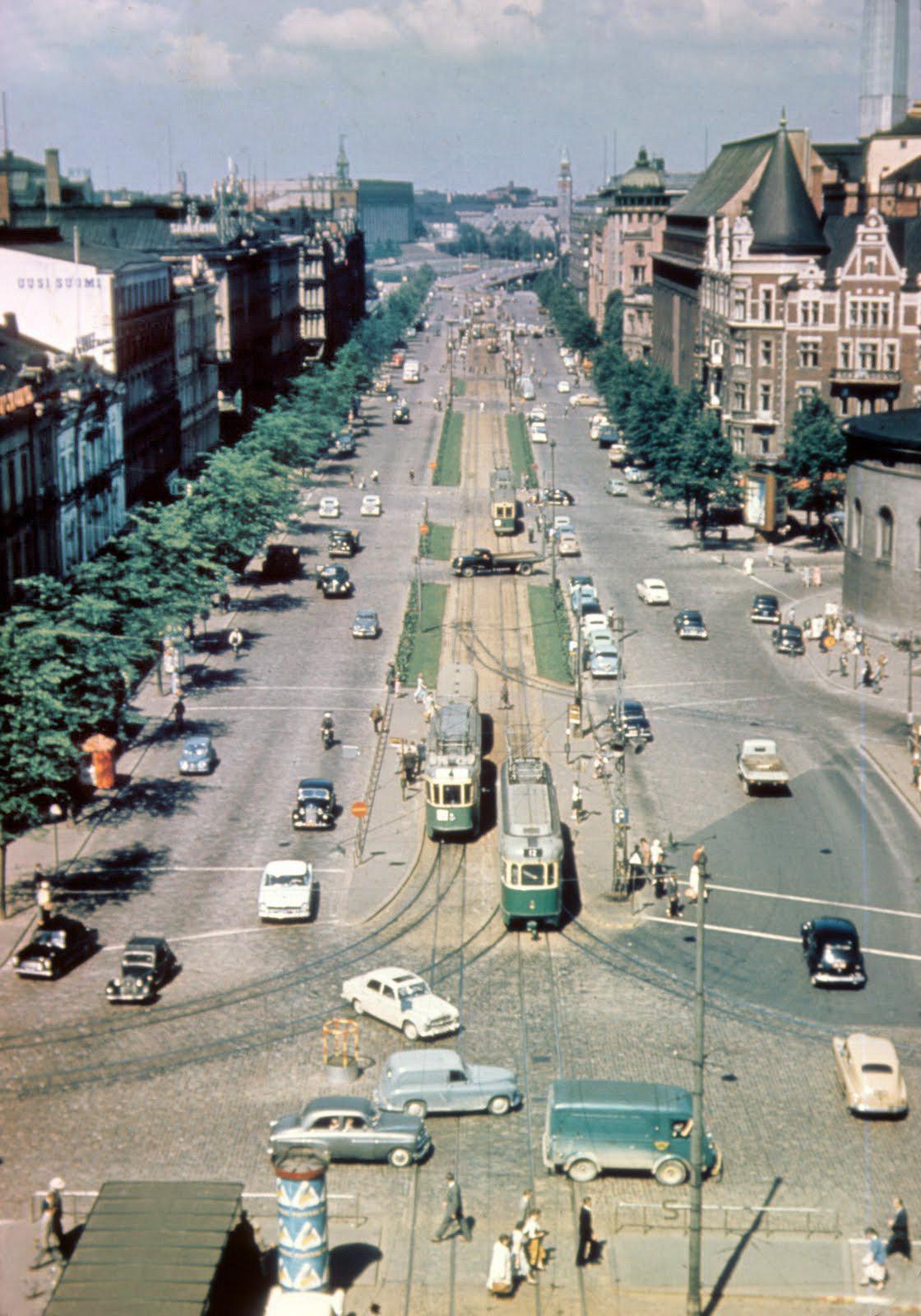 1958 Хельсинки. John Shultz