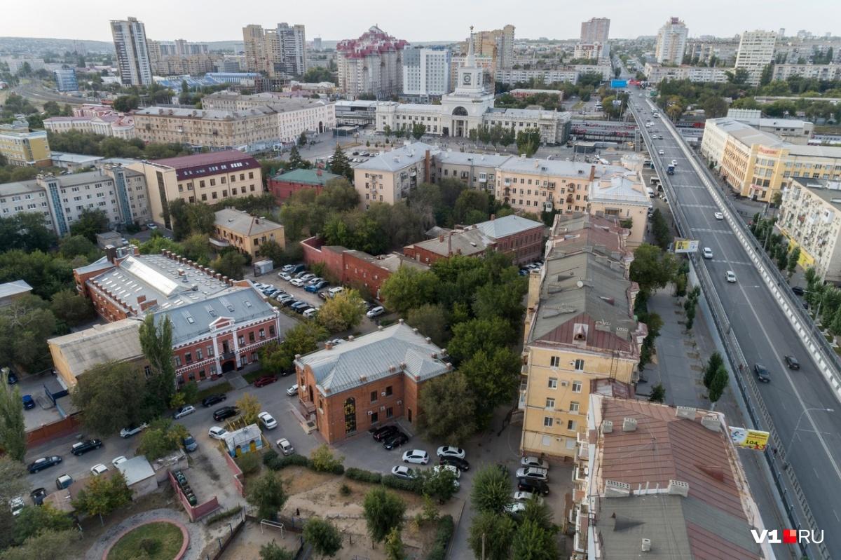 2018 ул. Волгодонская. бывш. Анастасийская