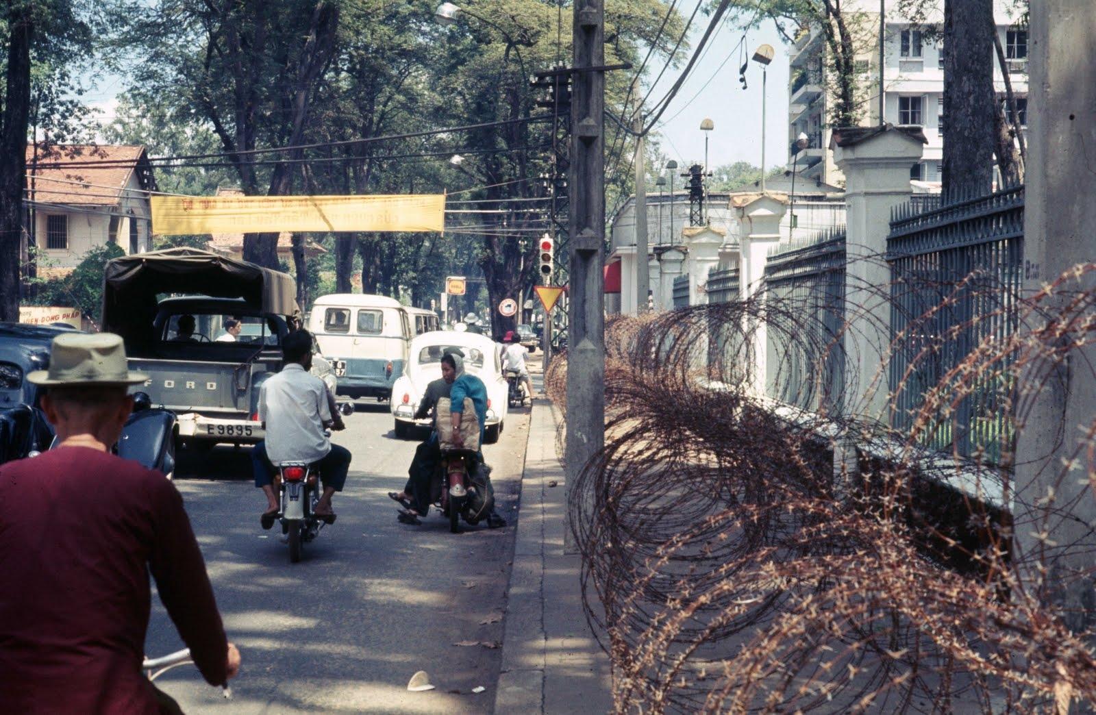 1968 Saigon by Brian Wickham