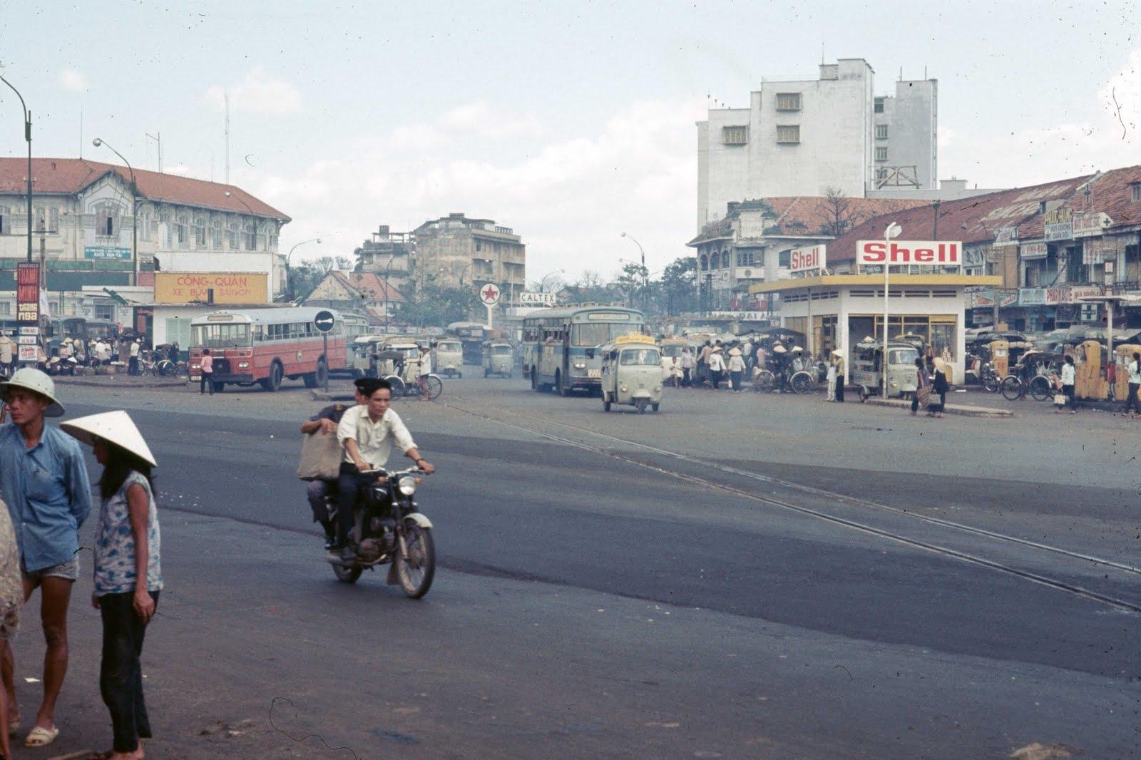 1968 Saigon by Brian Wickham1