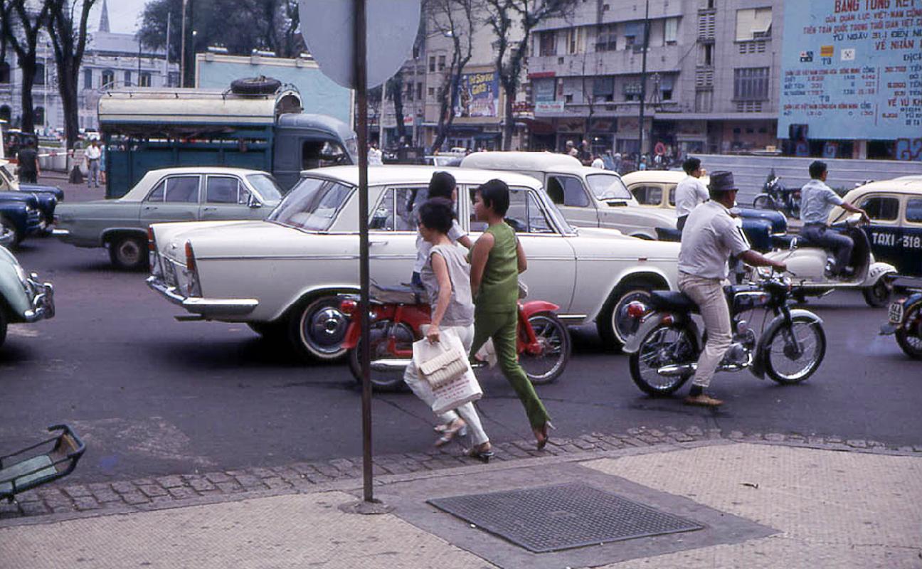 1968 Saigon by John F Cordova