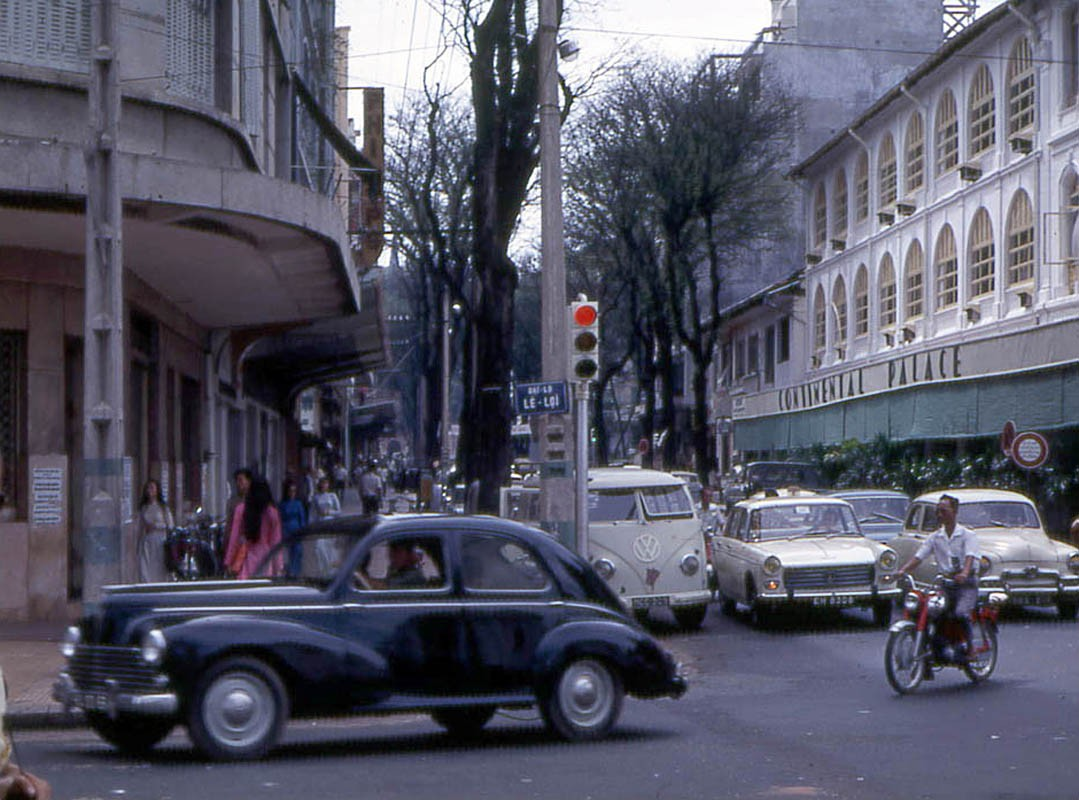 1968 Saigon by John F Cordova1