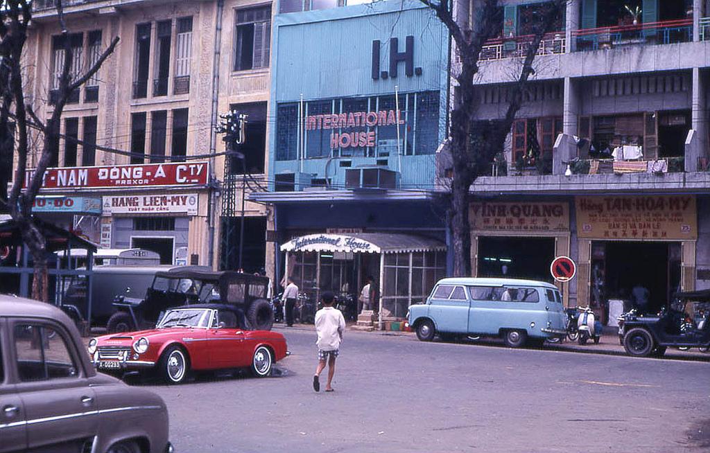 1968 Saigon by John F. Cordova