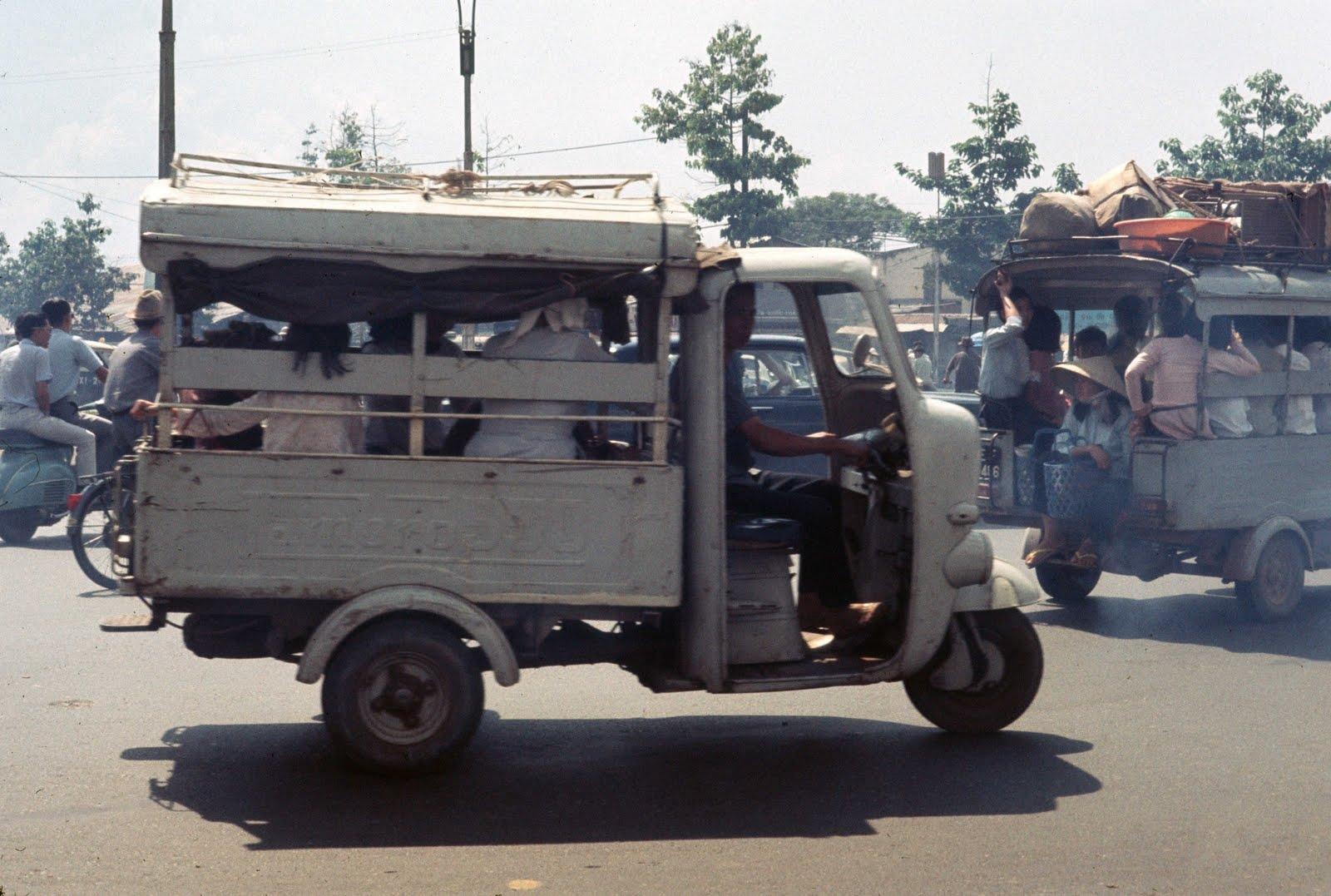 1968 Saigon Le Van Duyet St