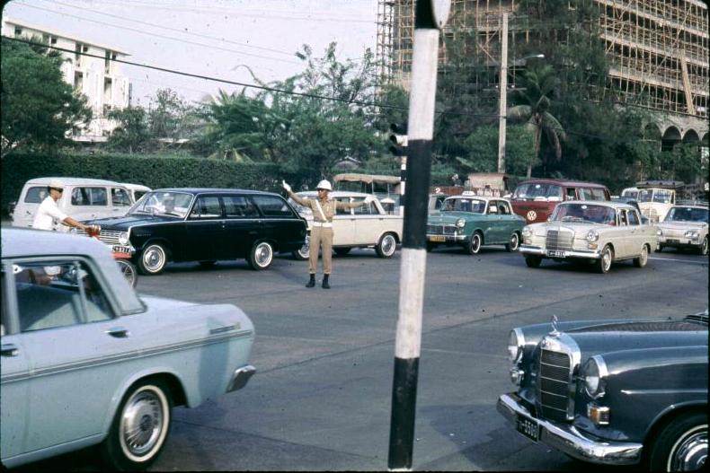 1968 Бангкок