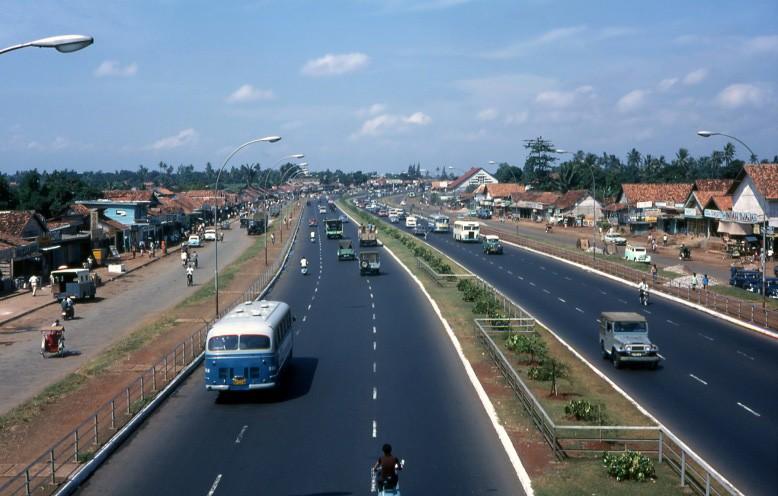 1968 Джакарта